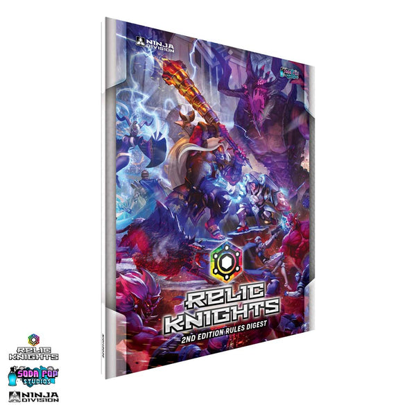 Relic Knights Digest Rulebook