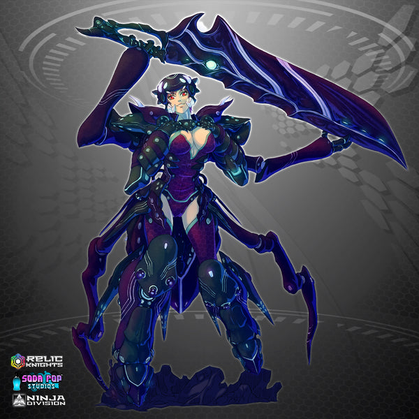 Relic Knights Darkspace Mecha Musume Candy