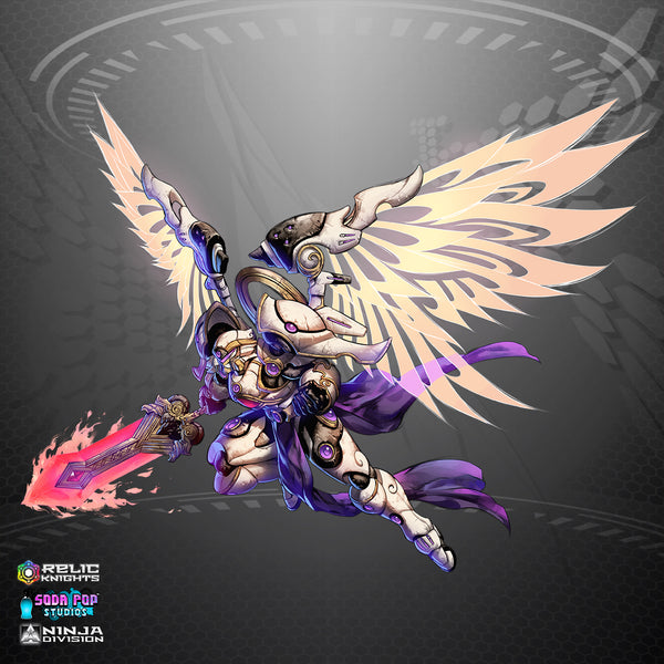 Relic Knights Mikhal