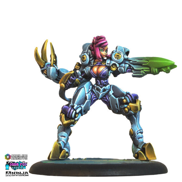 Relic Knights Miss Kaylee