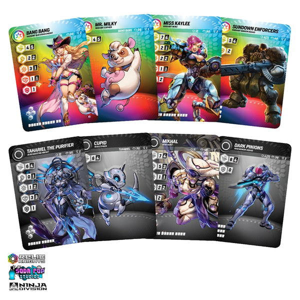 Relic Knights 2-Player Starter Set