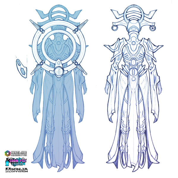 Relic Knights Tahariel The Purifier