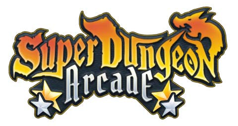Super Dungeon Arcade Logo