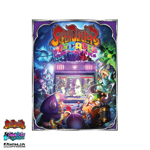 Super Dungeon Arcade Cover