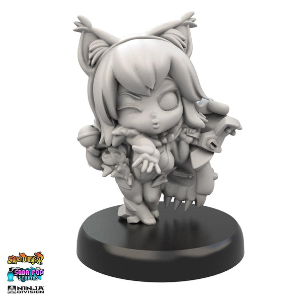 Super Dungeon Chaos Kitty