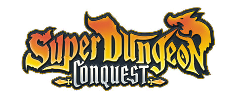 Super Dungeon: Conquest Logo