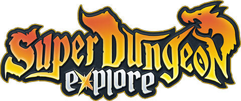 Super Dungeon Explore Logo