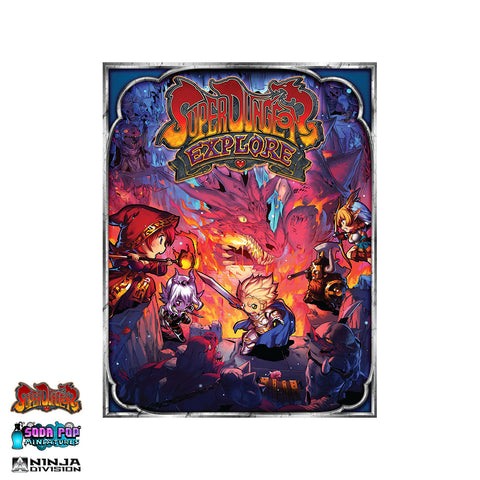 Super Dungeon Explore Cover