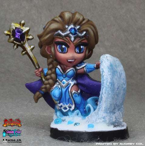 Super Dungeon Froze Queen