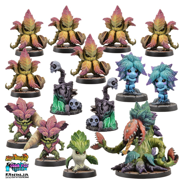 Super Dungeon Old Growth Hollow