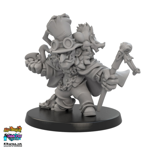 Super Dungeon Pauper Prince Sculpt Preview