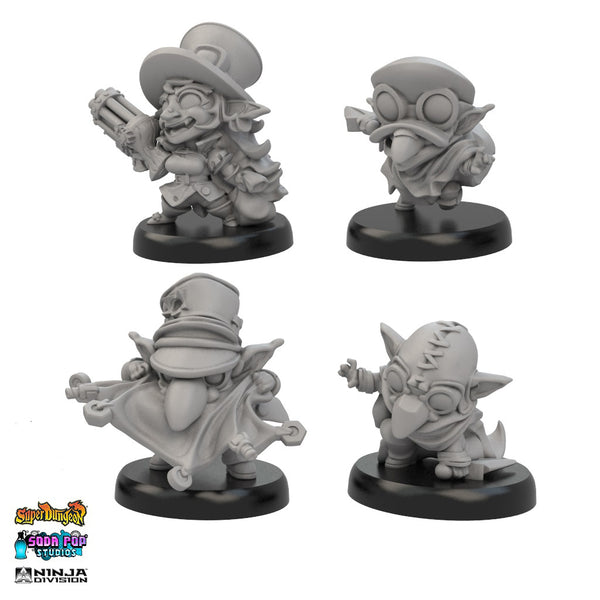 Super Dungeon Prince's Guild Sculpt Preview