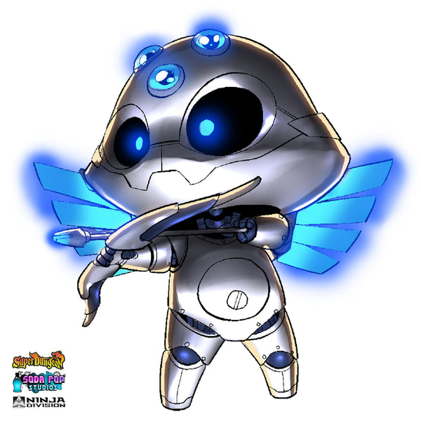 Super Dungeon x Relic Knights Pet Pack