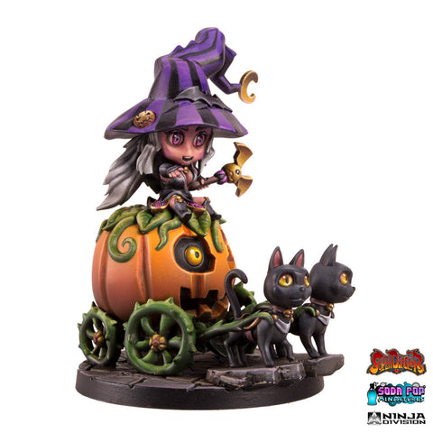 Super Dungeon Beatrix the Witch Queen