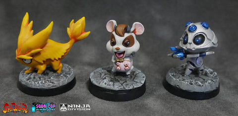 Relic Knights x Super Dungeon Pet Pack
