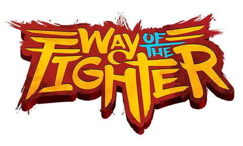 Way of the Fighter Logo