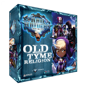 Old Tyme Religion - Ninja Division