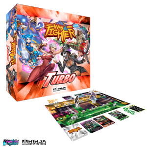 Way of the Fighter: Turbo Box - Ninja Division