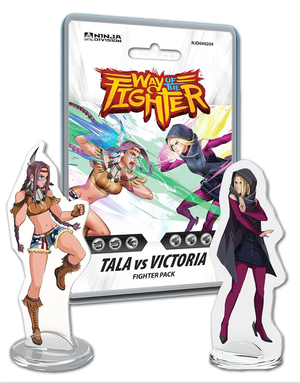 Fighter Deck: Tala vs Victoria - Ninja Division