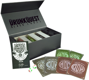 DrunkQuest: Black Label Limited Edition - Ninja Division