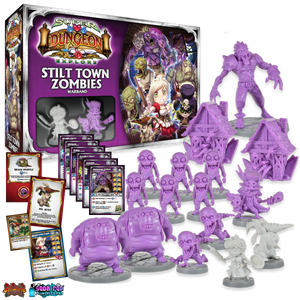 Forgotten King Everything Box - Ninja Division