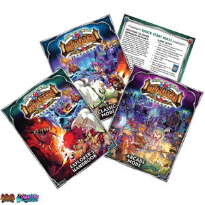 Super Dungeon: Forgotten King - Ninja Division