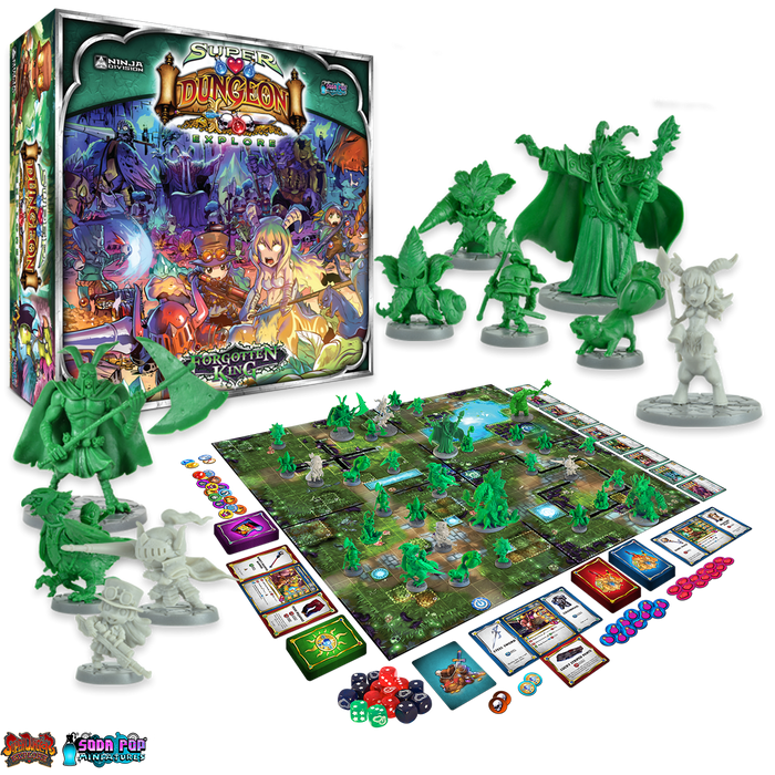 Super Dungeon: Forgotten King