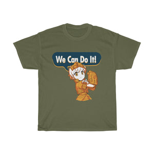 We Can Do It! - Unisex T-Shirt - Ninja Division