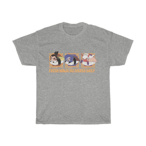 All-Stars Sushi Menu - Unisex T-Shirt