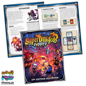 Super Dungeon: Explore - Print Edition
