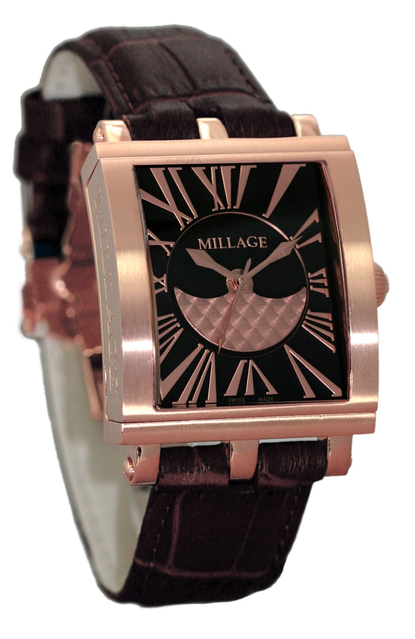 Millage EVREUX Collection Watch BLKRG