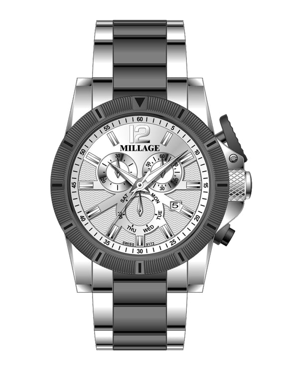 Millage ESQUIRE Collection Watch SIPB
