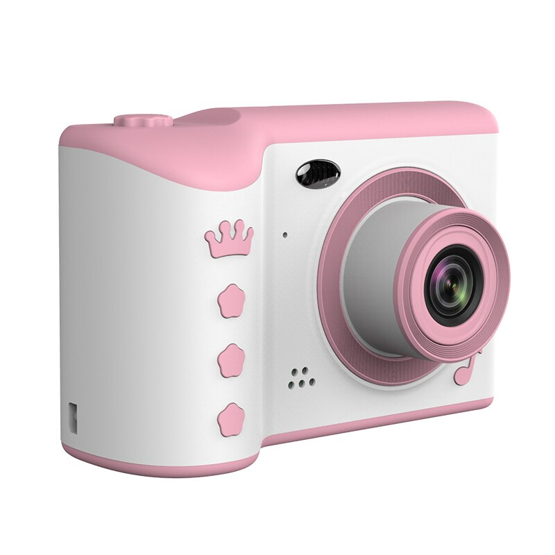 "Children Camera 2.8"" IPS Eye Protection Screen HD Touch Screen Digital Dual Lens 18MP Camera for Kids"