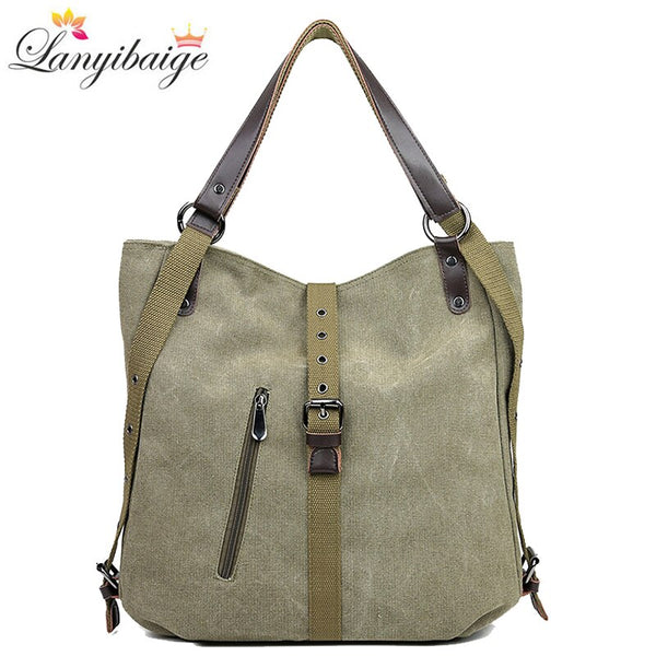Luxury Handbags Women Bags Designer Canvas Handbags High Capacity Crossbody Bags for Women 2020 New Shoulder Bag bolsa feminina