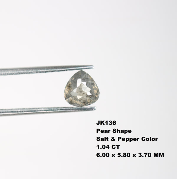 JK13616 Salt & Pepper Color