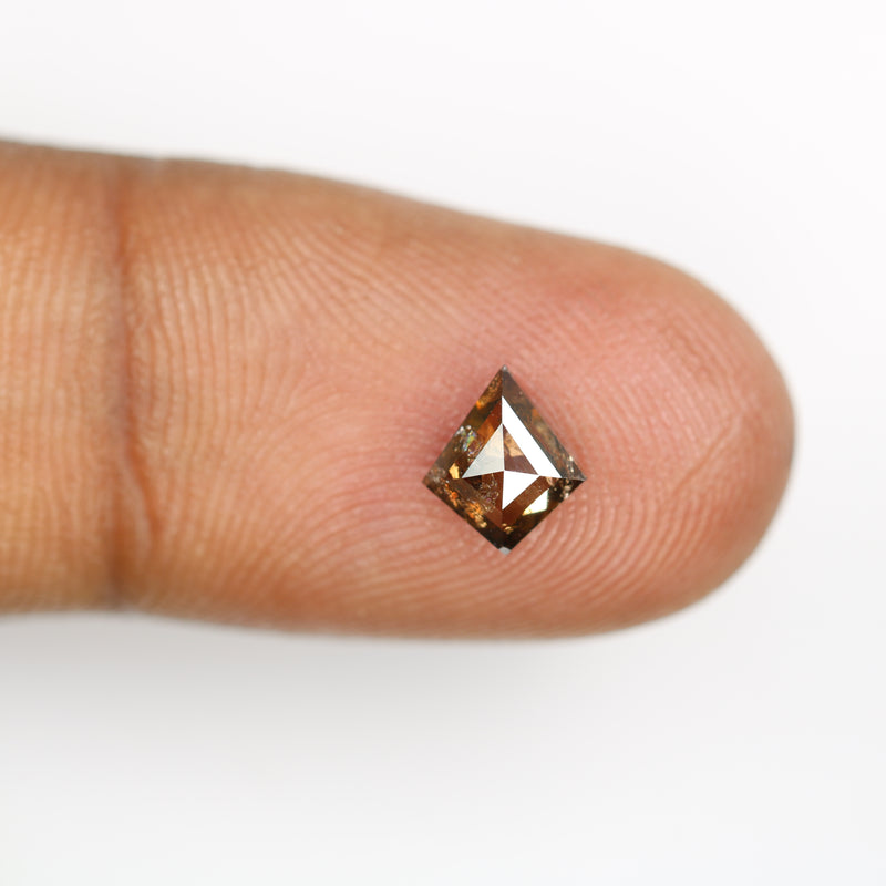 Genuine 0.68 Ct Diamond
