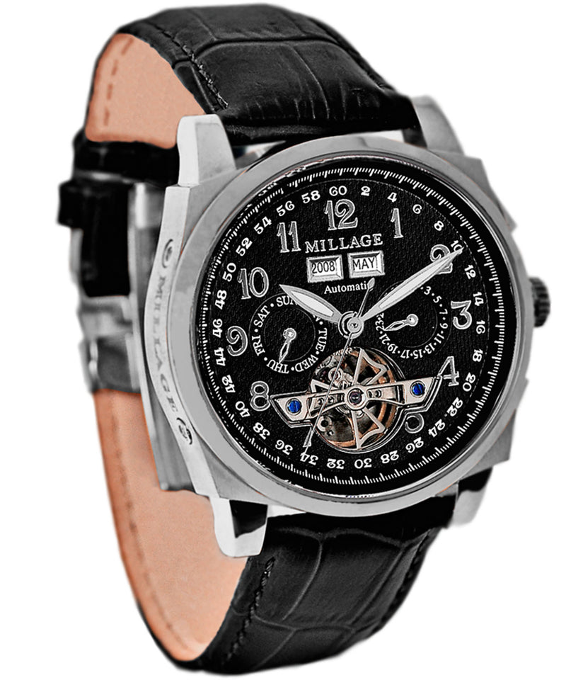 Millage TORBILLION Collection Watch M2326SB