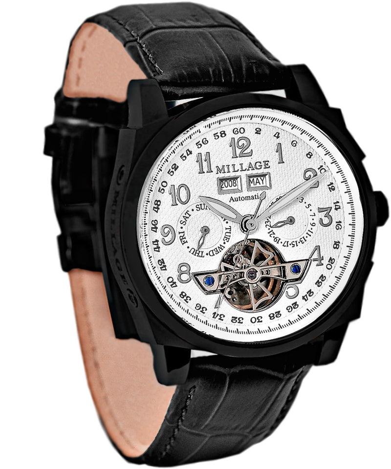 Millage TORBILLION Collection Watch M2326IPBW