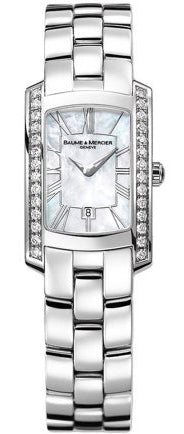 BAUME & MERCIER Mod.  MILLEIS Diamonds