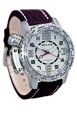 Millage MOSCOW Collection Watch W-BR-LB