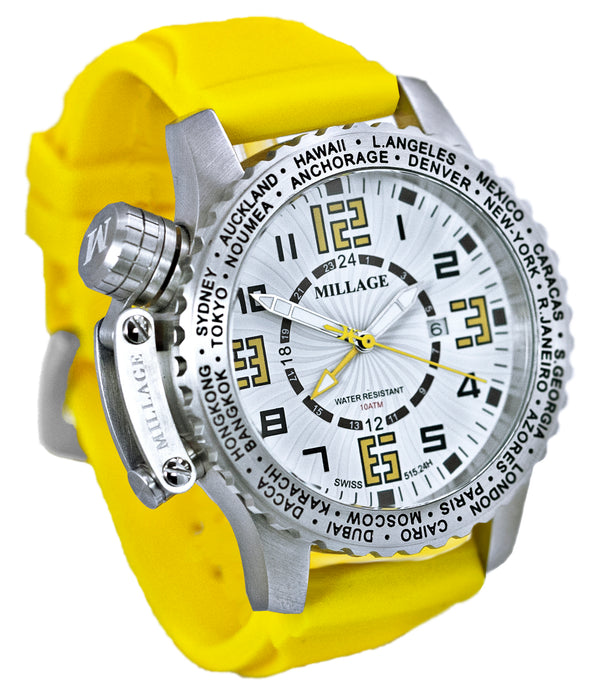 Millage MOSCOW Collection Watch W-Y-Y-SL