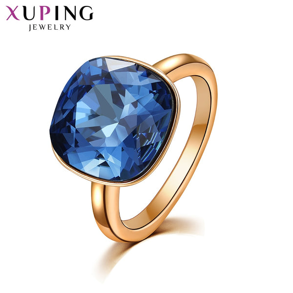 Xuping Fashion Luxury Crystals from Swarovski New Arrival Romantic Ring for Women Wedding Jewelry Gifts S176,5-100