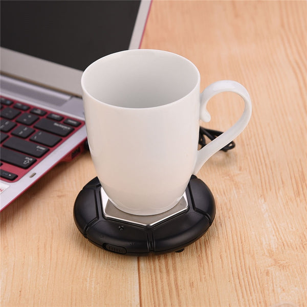 Portable Electric Mug Warmer Household Tea Coffee Warmer Office USB Cup Warmer Drinks Water Milk Heating Pad 40-80 Degrees 31