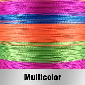 JOF 300M 500M 1000M 8 Strands 4 Strands 18-88LB PE Braided Fishing Wire Multifilament Super Strong Fishing Line Japan Multicolor