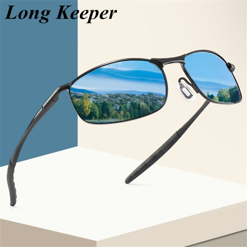2020 Polarized Sunglasses Men Classic Day Night Vision Sun Glasses Sports Driving Glasses Male Mirror UV400 Accessories