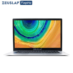 15.6inch Intel Quad Core CPU Ultrathin Laptop Win10 System Dual Band WIFI 1920X1080P FHD IPS Screen Notebook Computer PC