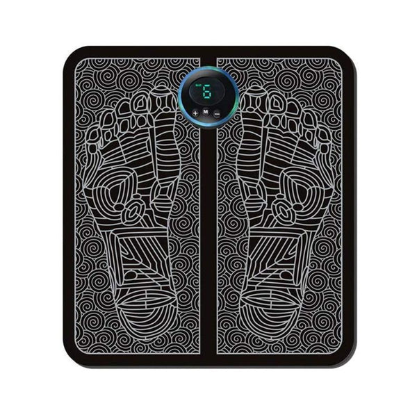 Ems Electric Foot Massage Pad Feet Acupuncture Stimulator Muscle Feet Massage Cushion Usb Foot Care Tool Machine