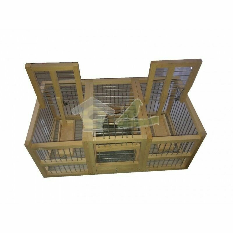 CAGE TRAP DOUBLE side