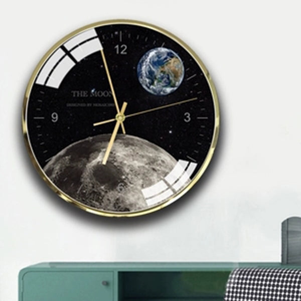 Art Creative Wall Clock Modern Design Silent Living Room Decoration Kitchen Clock Ev Saatleri Home Decoration Accessories 40CH17