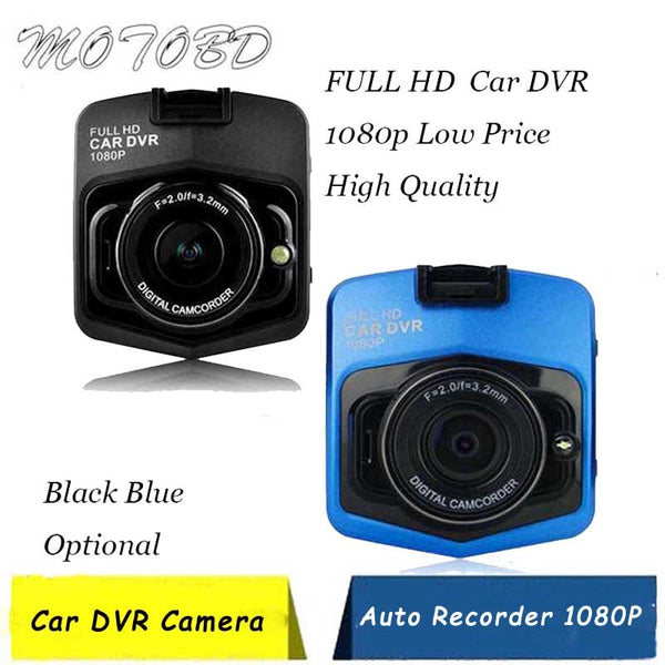 New Mini Car DVR Camera Dashcam Full HD 1080P Video Registrator Recorder G-sensor Night Vision Dash Cam